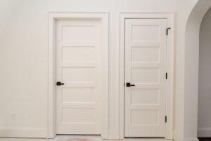 MDF ajtó